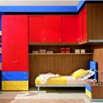 Colorful Boys Room Paint Idea's_15
