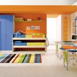 Colorful Boys Room Paint Idea's_17