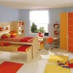 Colorful Boys Room Paint Idea's_7
